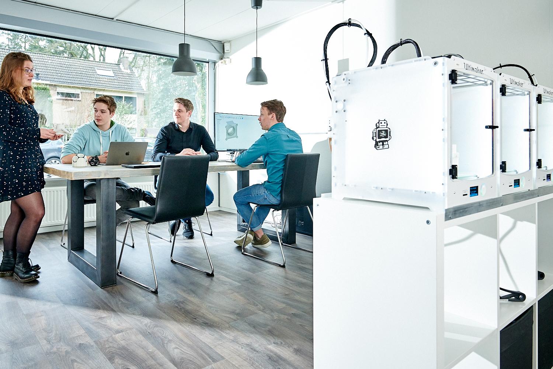 3d print bedrijf Vormz in Ede